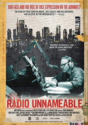 Radio Unnameable- Bob Fass and the Rise of Free Expression on the Airwaves