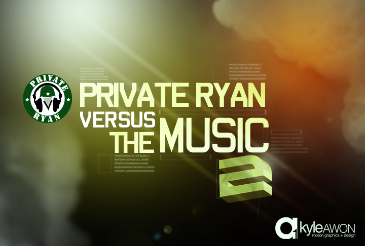 Private Ryan VS The Music Part 2