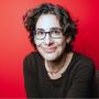 """Artwork for CRABCAKE: Sarah Koenig...host and co-creator of """"Serial"""" (May 2019)"""