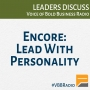 Artwork for Program 92B - Lead With Personality (encore)