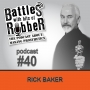 Artwork for #40 - Rick Baker