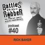 Artwork for #40 - Rick Baker