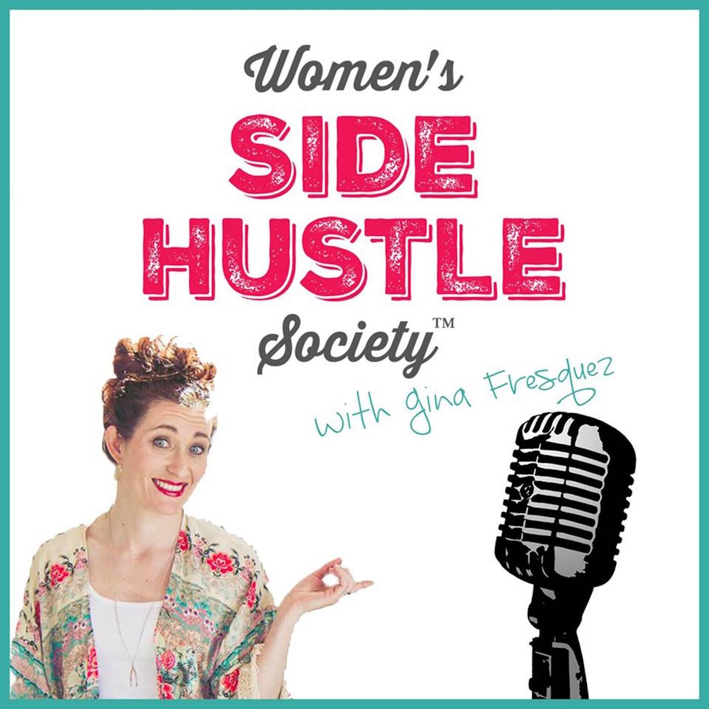 The Women's Side Hustle Society show art