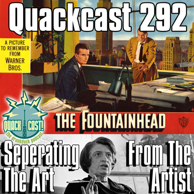 Episode 292 - Separating the art from the artist