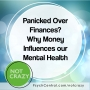 Artwork for Panicked Over Finances? Why Money Influences our Mental Health