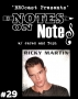 """Artwork for (#220) """"BROcast Presents"""" Notes On Notes #29: Ricky Martin (Goin' Solo #1)"""