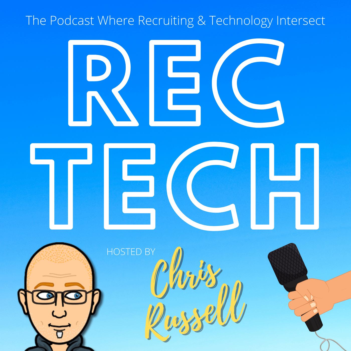 RecTech: the Recruiting Technology Podcast show art
