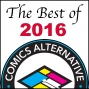Artwork for Episode 220: Our Favorite Comics of 2016