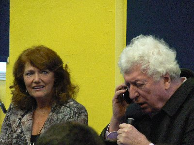Tim's Take On: Episode 112(Tom Baker and Louise Jameson at Big Finish Day 2)