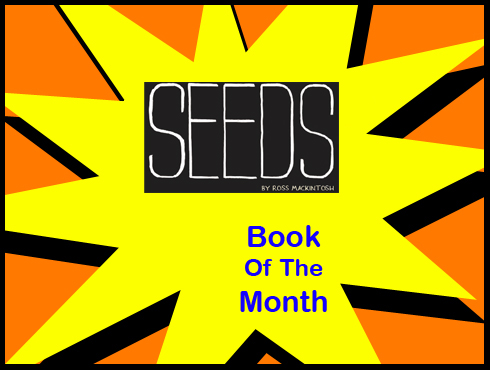 Cammy's Comic Corner - Book Of The Month - SEEDS