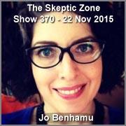 The Skeptic Zone #370 - 22.Nov.2015