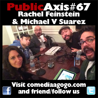 Public Axis #67: Rachel Feinstein and Michael V Suarez