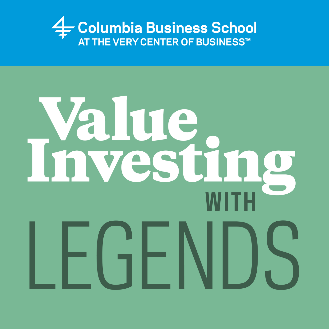 Value Investing with Legends show art
