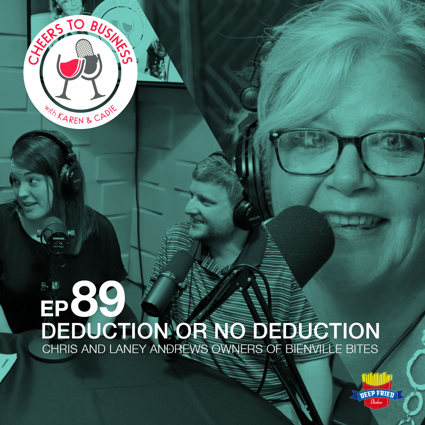 Deduction or No Deduction show art