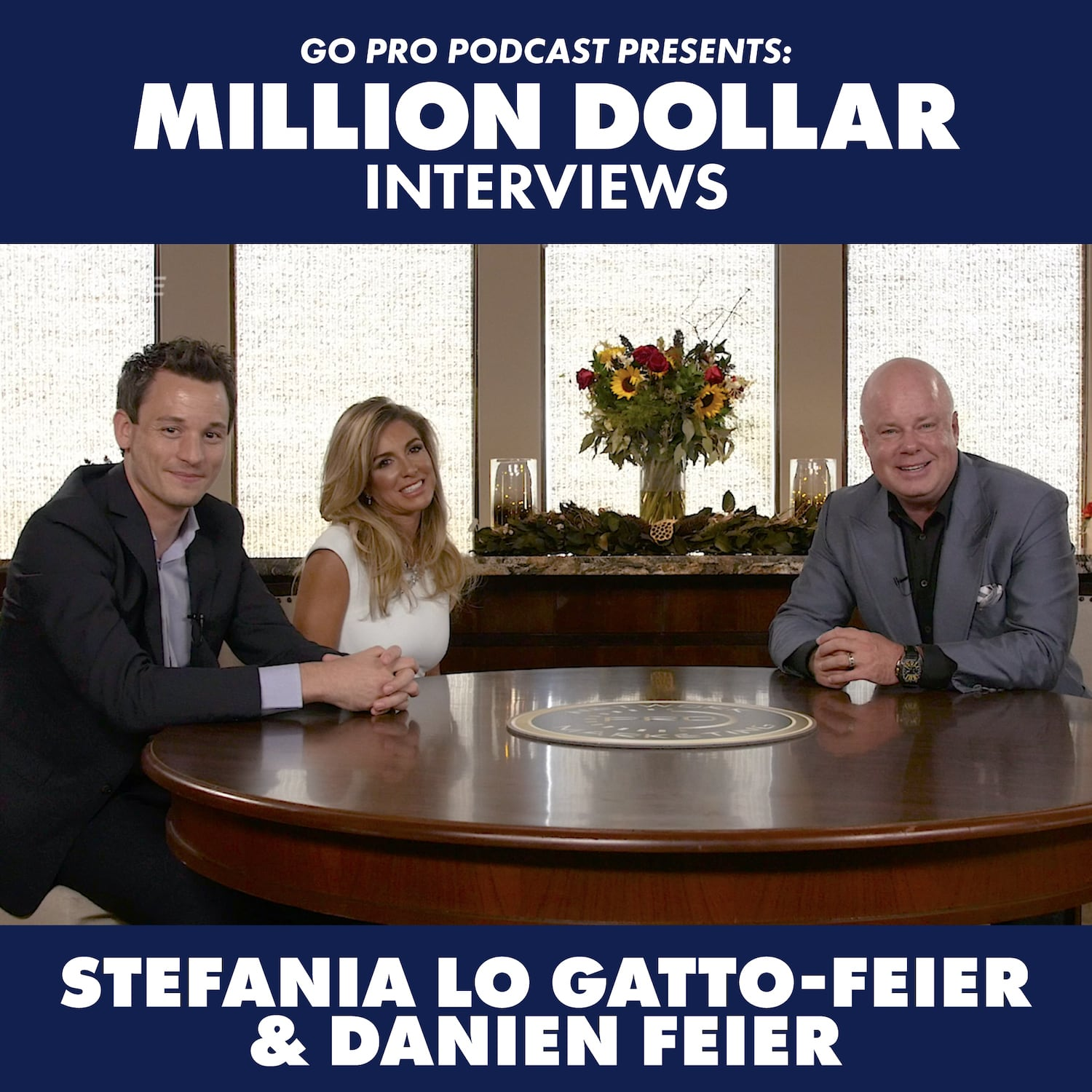 Stefania Lo Gatto-Feier & Danien Feier: Million-Dollar Power Couple