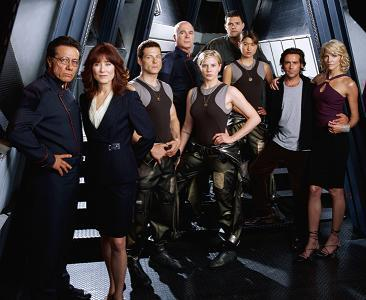 Frakback: Mark Verheiden talks Battlestar Galactica