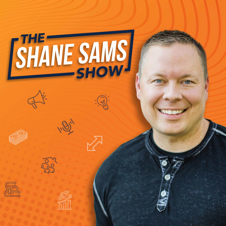 The Shane Sams Show show art