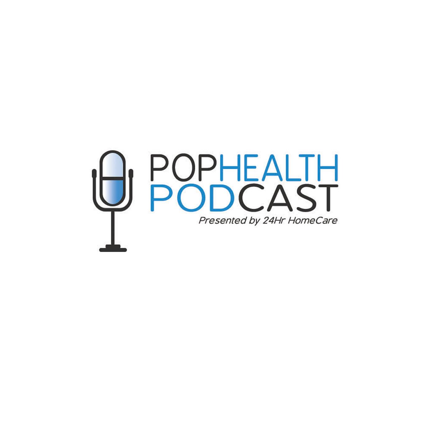 PopHealth Podcast show art