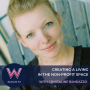 Artwork for 72 Creating a living in the non-profit space with Crystaline Randazzo