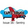 Artwork for Issue 16 - Sentry