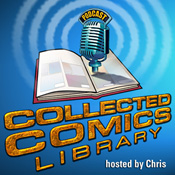 Collected Comics Library logo