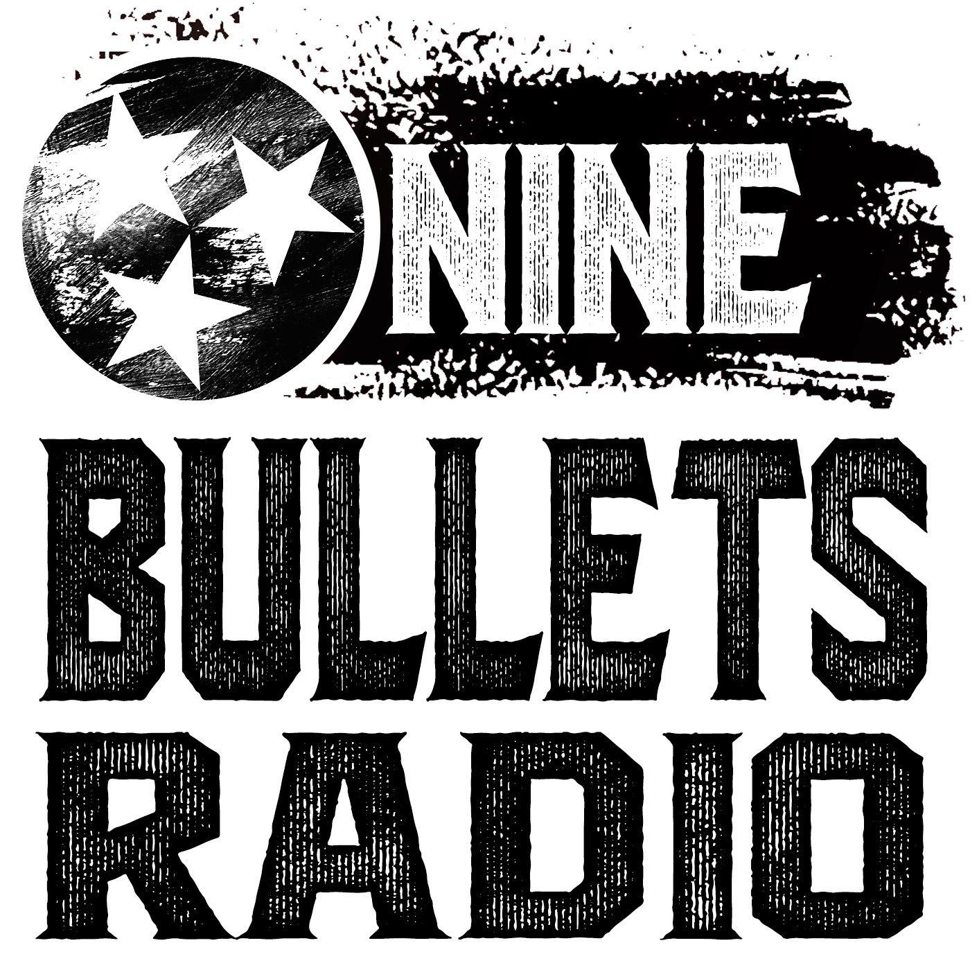Ninebullets Radio: An Americana Music Podcast show art