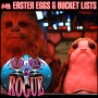 Artwork for #49: Easter Eggs and Bucket Lists