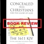"""Artwork for Book Review: """"Concealed from Christians for the Glory of God"""""""