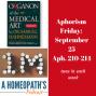 Artwork for Aphorism Fridays: The Organon 210-214