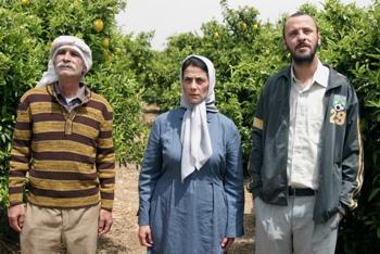 Suha Arraf - The Syrian Bride and Lemon Tree