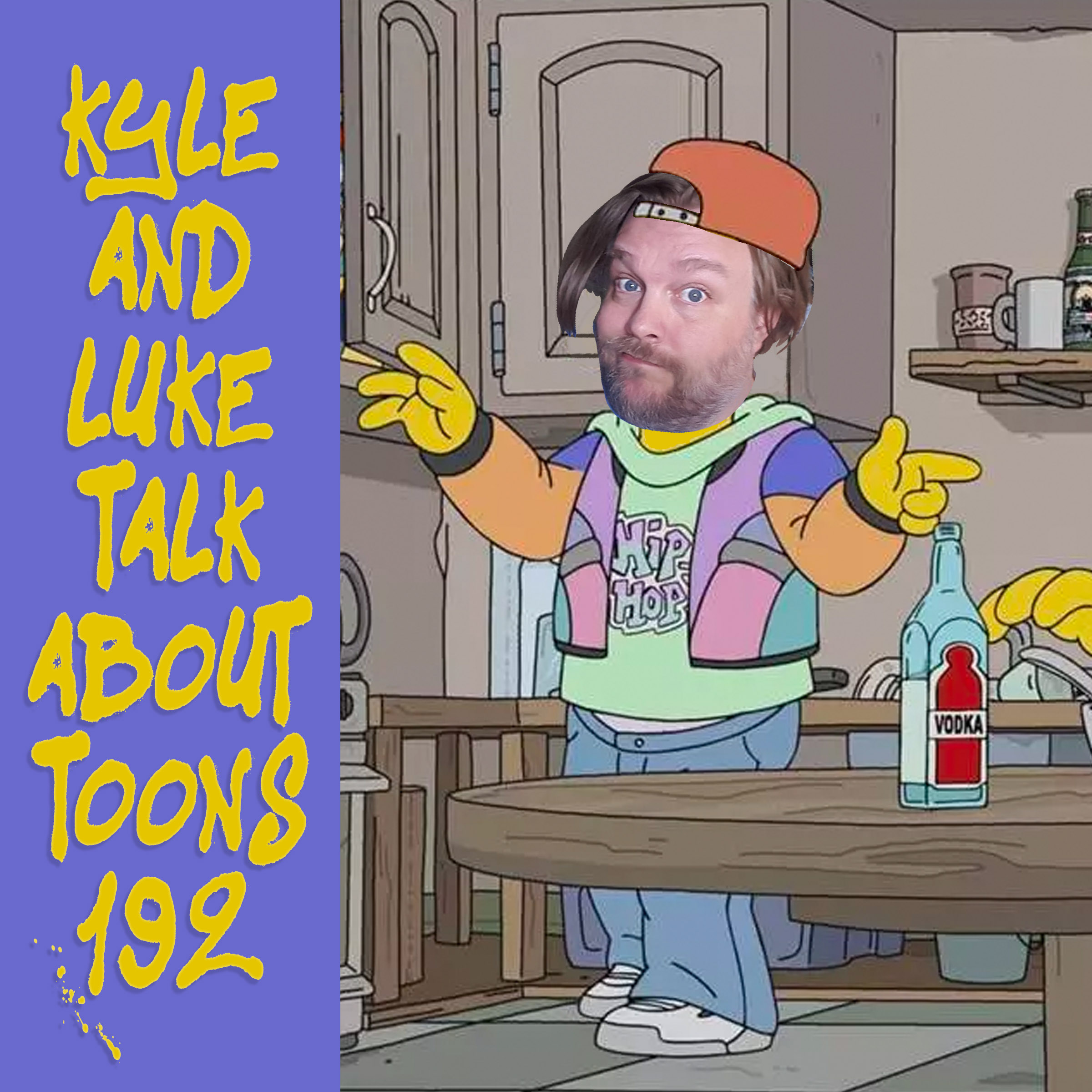Kyle and Luke Talk About Toons #192: Schrodinger's Homosexuality