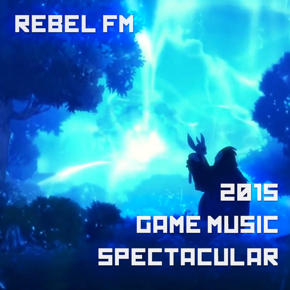 The 2015 Rebel FM Game Music Spectacular