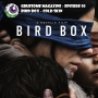 Artwork for Reviews of Bird Box and Cold Skin