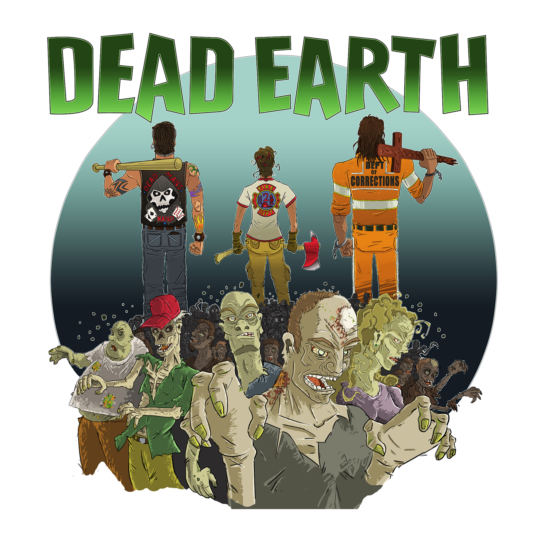 Dead Earth: Tales of Survival in the Zombie Apocalypse  show image