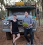Artwork for Independent and Thriving: Upton's Naturals' Daniel Staackmann and Nicole Sopko