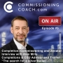 Artwork for #5 - Completion, Commissioning and Zenator - Interview with Alan Mills - Systems Completion and CSU Advisor, Auditor and Trainer