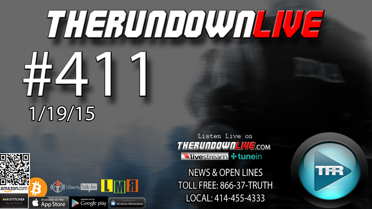 The Rundown Live #411 Open Lines (David Crowley,Gray State,Murder-Suicide)