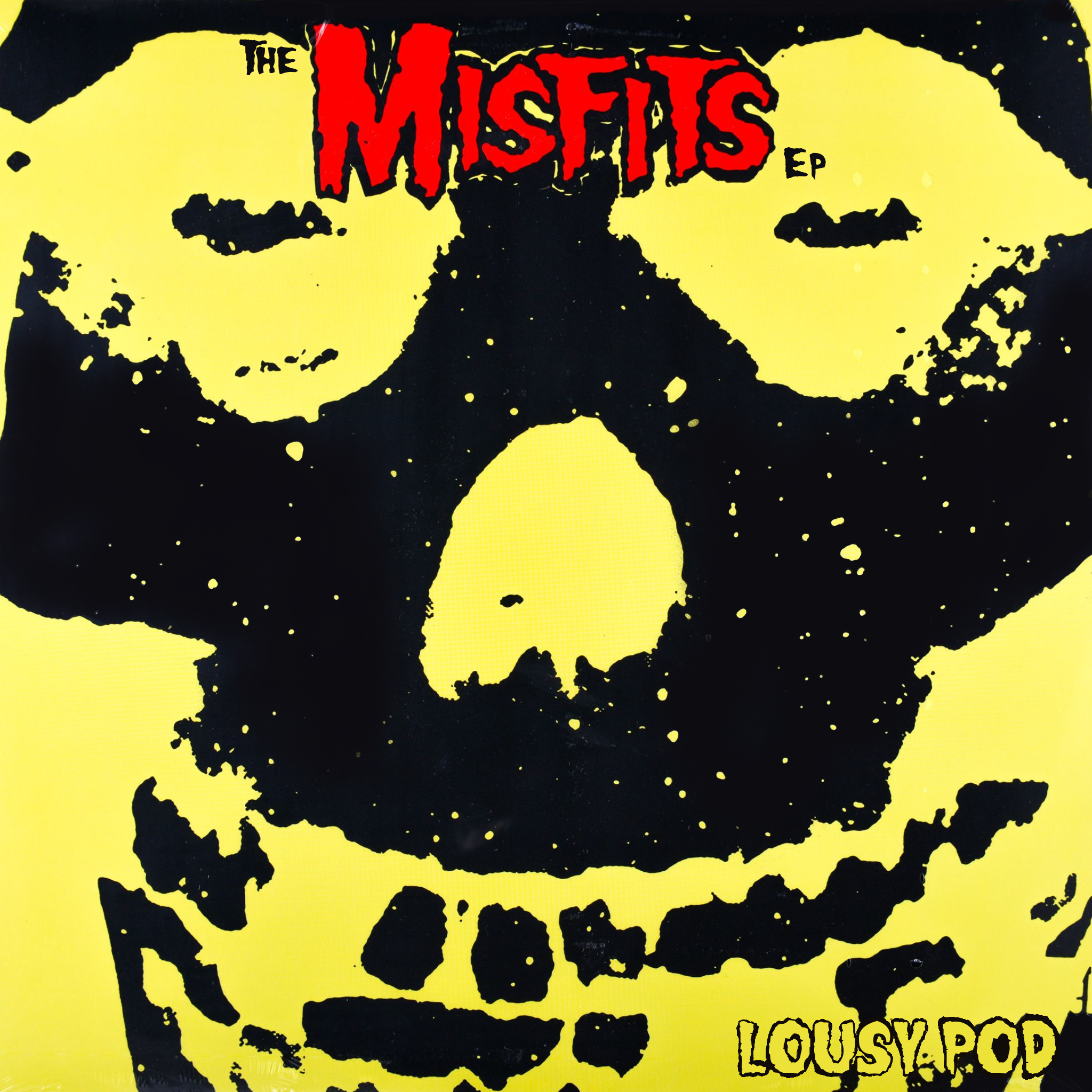 EP29: The Misfits Episode ( Featuring Bob MacPherson of The I Wanna Party With Bob Podcast and Tiltwheel )