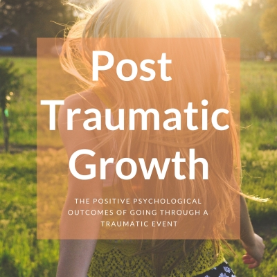 The Post Traumatic Growth Podcast show image