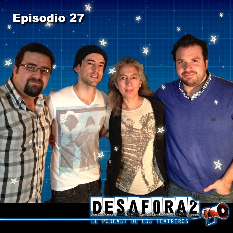 Artwork for Episodio 27 - Luis Gerardo Méndez