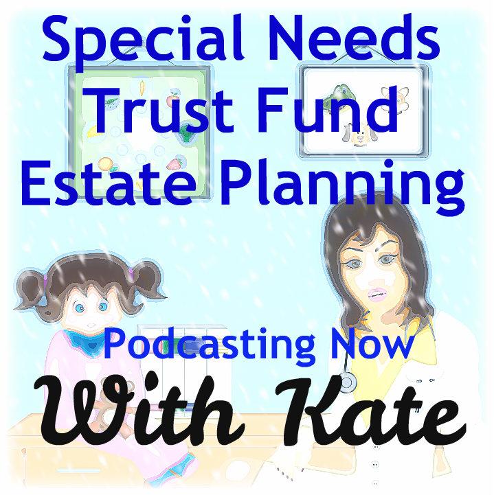 Special Needs Trust Fund Estate Planning logo