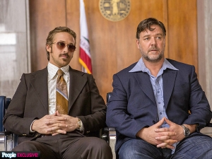 Episode 140 - The Nice Guys, Alice Through The Looking Glass, USS Indianapolis, and X-Men: Apocalypse