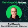 Artwork for Ep. 44 MongoDB Champions Series Ep 1 - Nuri Halperin