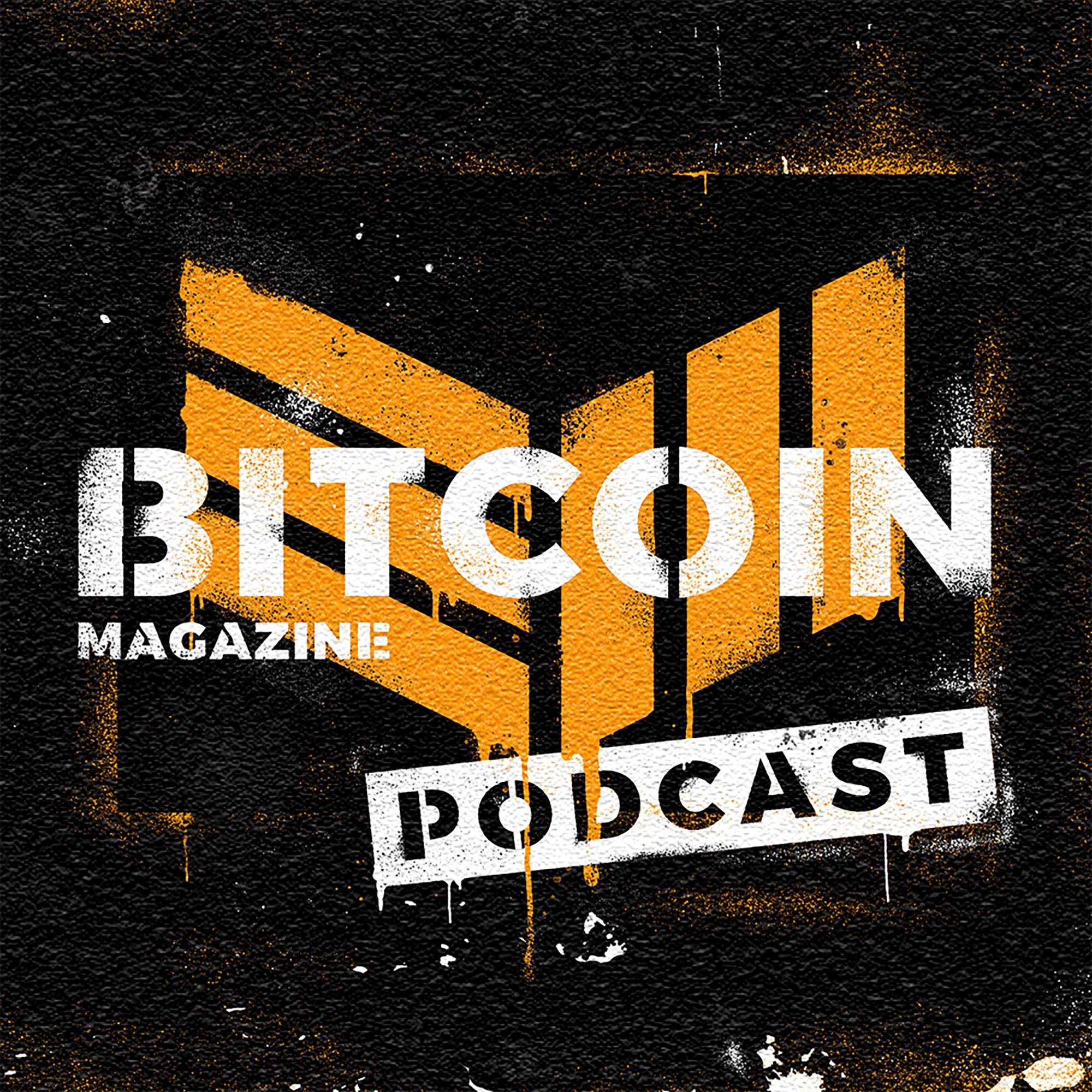 Bitcoin Magazine show art
