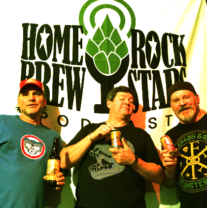 Home brewing podcast