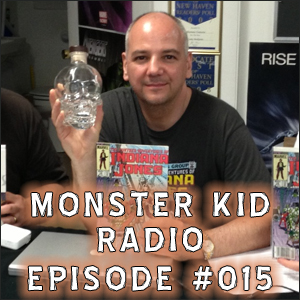 Monster Kid Radio #015 - Abbott and Costello Meet Frankenstein and Joe Stuber