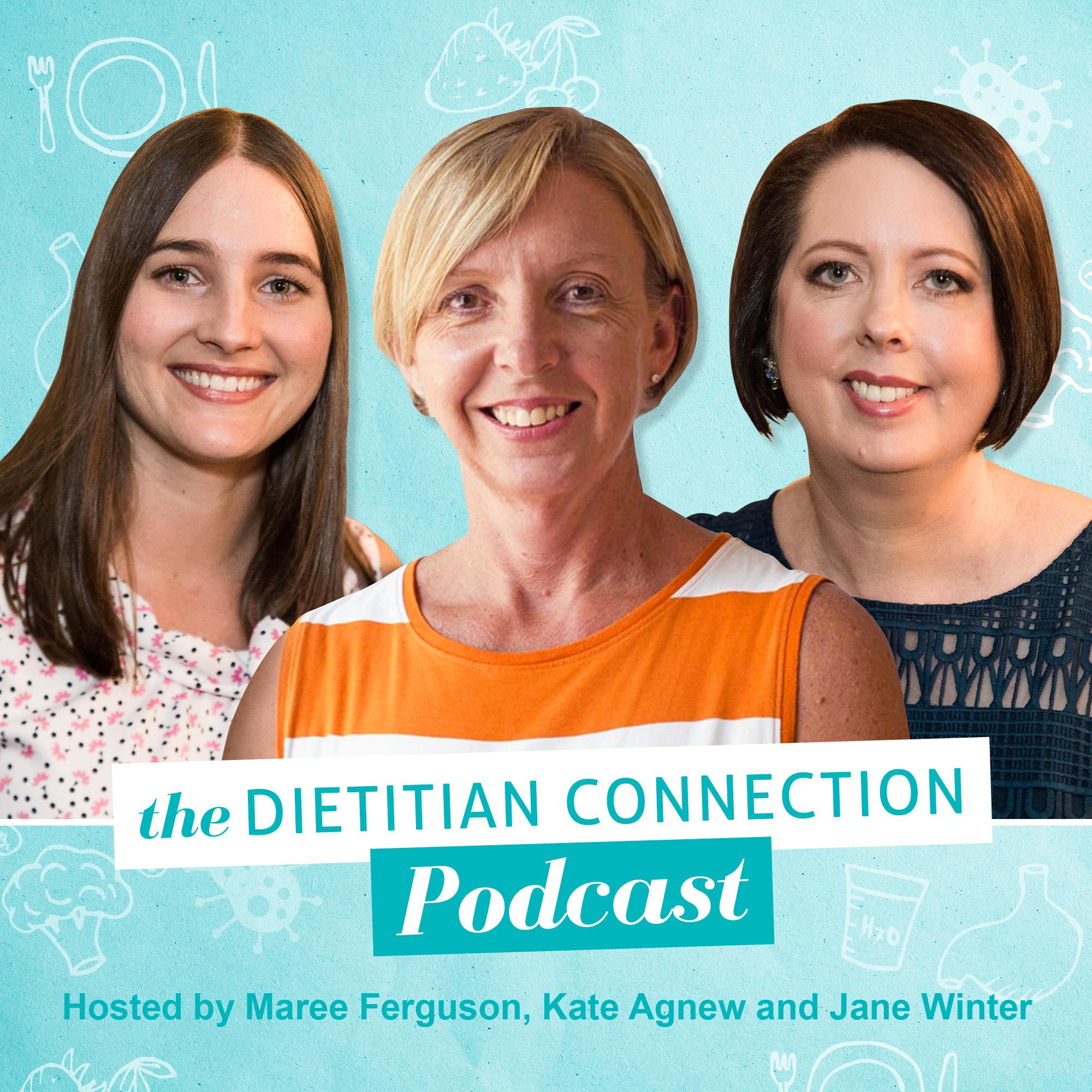 Dietitian Connection Podcast show art