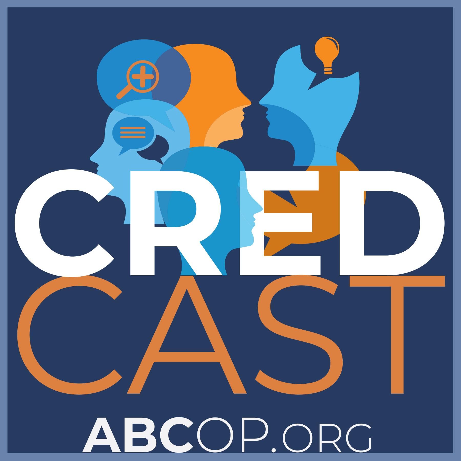 ABC CredCast show art