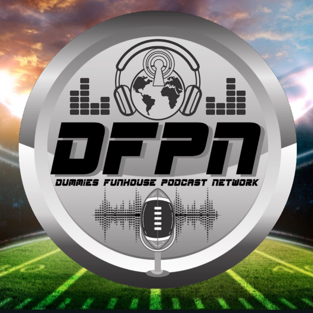 Dummies Funhouse Podcast Network Fantasy Football show art
