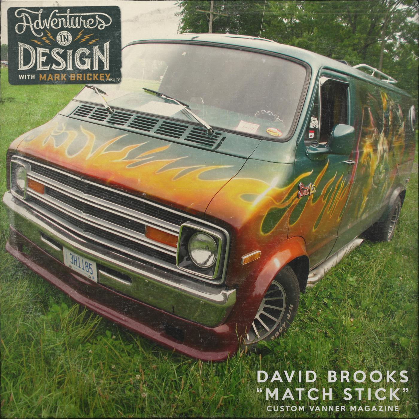 474 - David Brooks of Custom Vanner Magazine